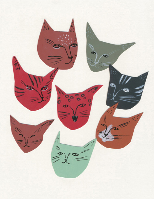(via Cats - Kaye Blegvad)