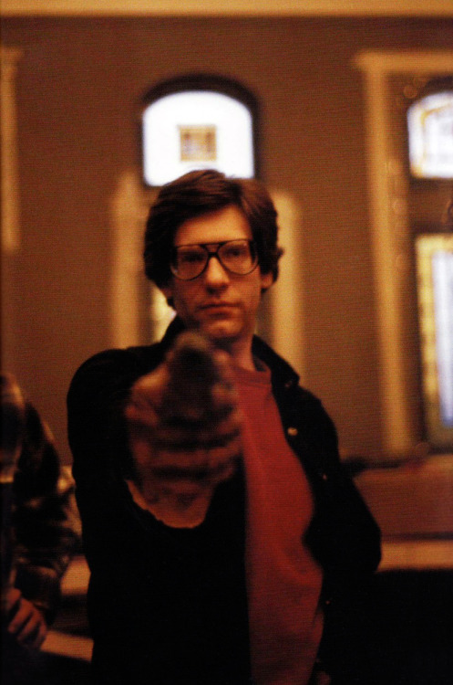 I'm not alone in thinking David Cronenberg was a total babe right?