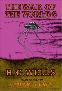 The War of the Worlds, H.G. Wells (M, 40s, yellow shirt, gray chinos, beard and glasses, M15 bus) http://bit.ly/QuT5Jj