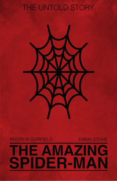 The Amazing Spider-Man Minimal Art Print - etsy.me/MtBUbT