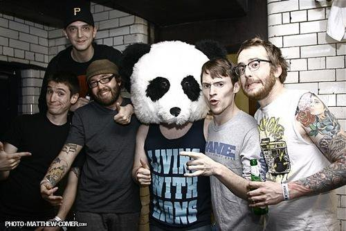"Polar Bear Club have released a live, acoustic version of ""Burned Out IN A Jar""."