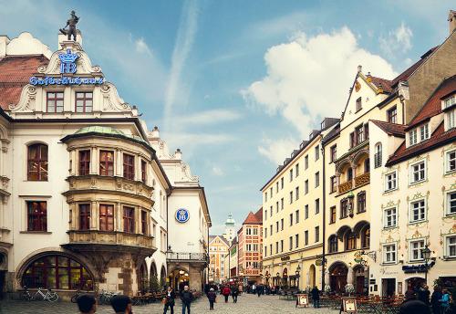 liebesdeutschland:  München (Bayern)