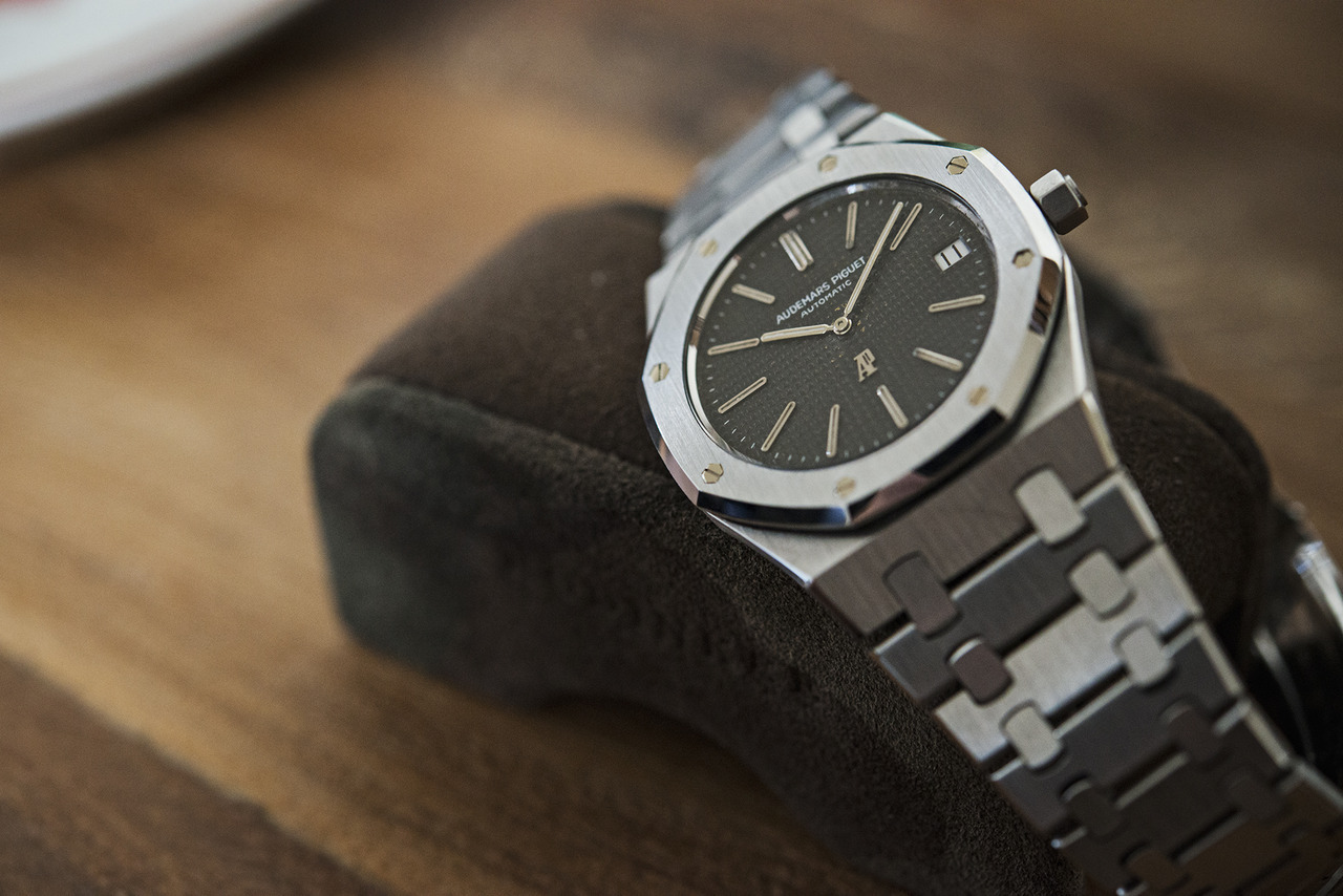 hodinkee:  This old thing.