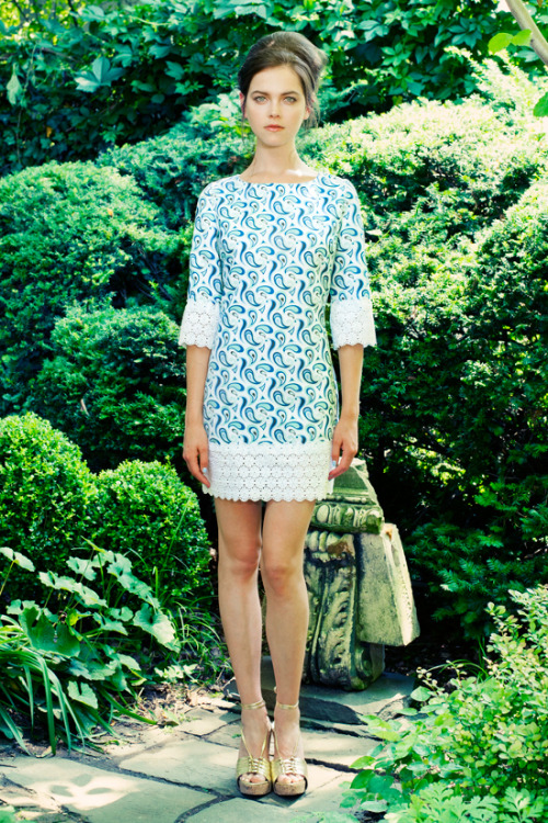 dustjacketattic:  douglas hannant resort 2013
