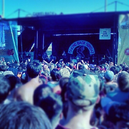 Taking Back Sunday (Taken with Instagram)