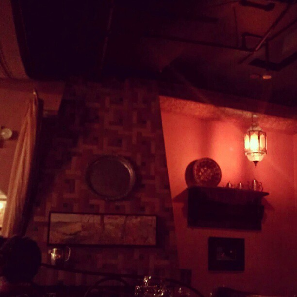 Zitoune Moroccan Restaurant :) (Taken with Instagram)