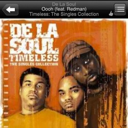 #DeLaSoul #Redman #ohhh #Hiphop #HiphopLovers #music # iPhoneEverything (Taken with Instagram)