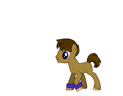 My pony form.
