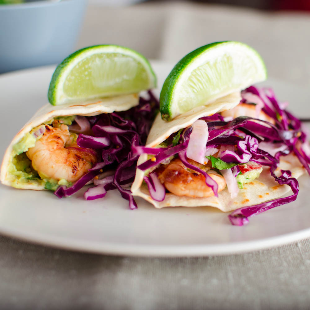 phoods:  (via Prawn soft shell tacos | merci mama)