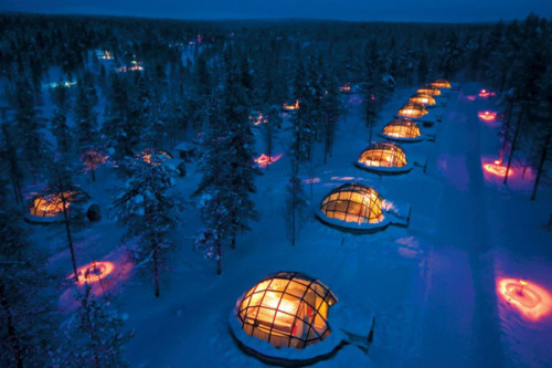 Igloo Village at Hotel Kakslauttanen