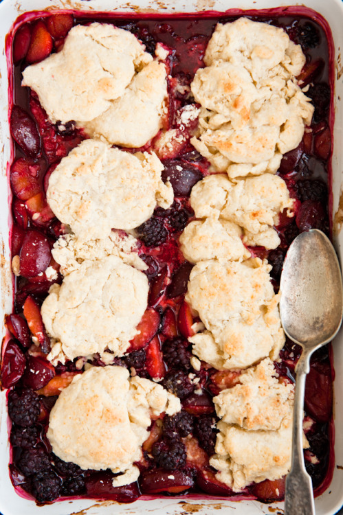 phoods:  (via Desserts for Breakfast: Boysenberry and Plum Cobbler, for which I wax poetic.)