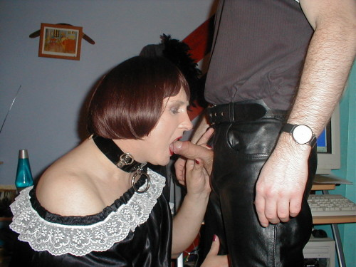 Suck your masters cock every day, sissy!