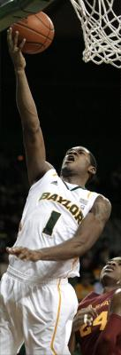 Before The Bigs - NBA Draft 2012 (Round #1, Pick #28) Perry Jones III Former Baylor Bears Power Forward (Currently Oklahoma City Thunder Power Forward)