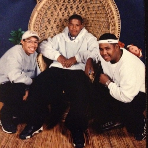 BEEN [ #HNRL ] ROLLIN'… @bikemaker  Moxmore @trackademicks #throwbackthursdays (Taken with Instagram at AHS)