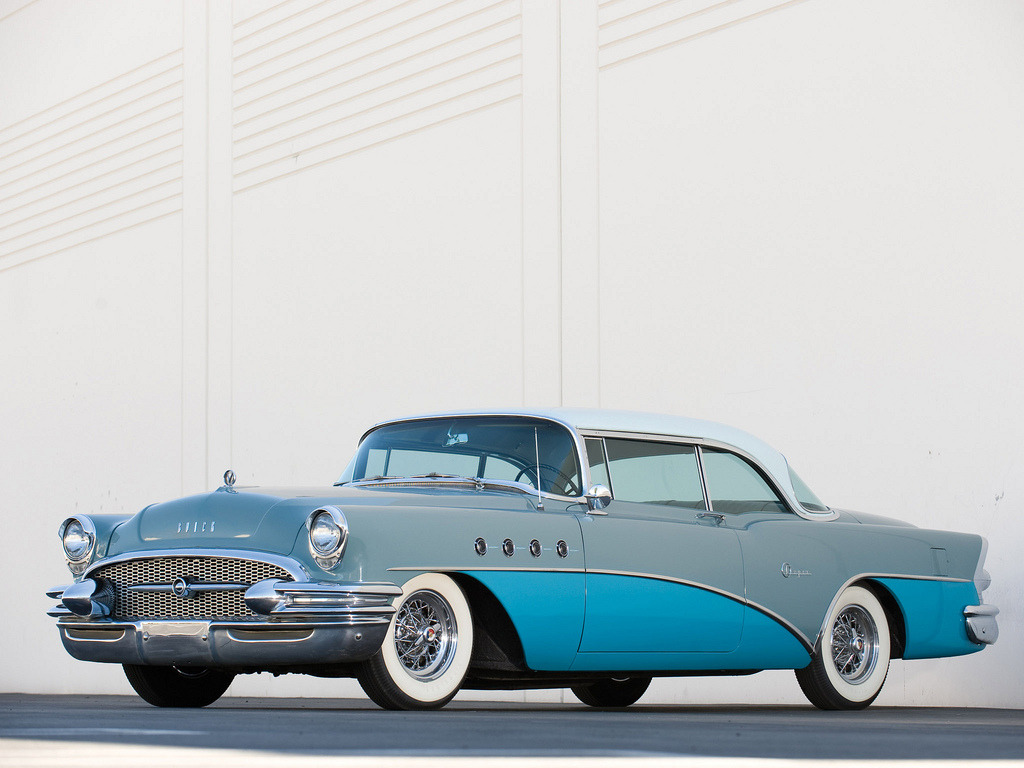 '55 Buick Super Riviera Coupe
