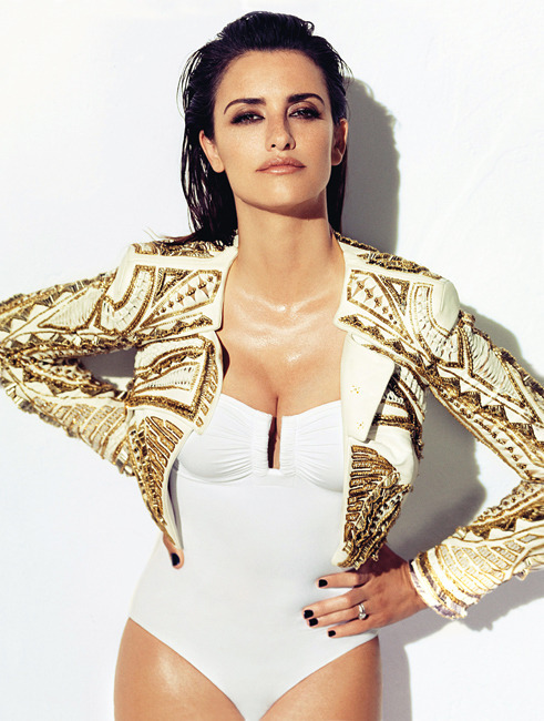 Penelope Cruz for Madame Figaro