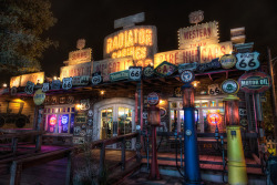 Radiator Springs Curios by Justin in SD on Flickr.