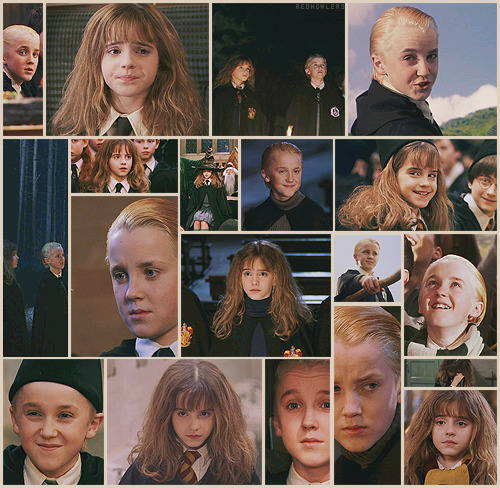40 Day Dramione Challenge  » Day Two: Favorite PS/SS Caps