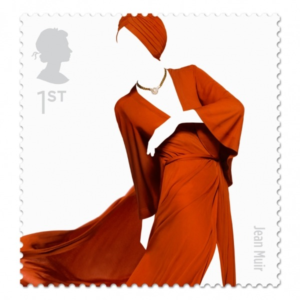 (via British Fashion Stamps by Johnson Banks | Who Designed It?)