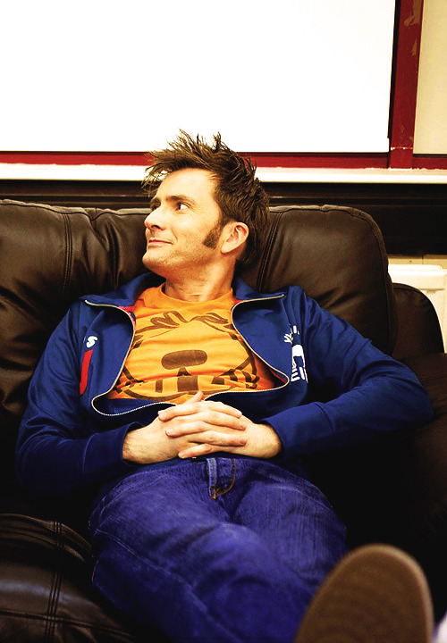 27/50 pictures of David Tennant