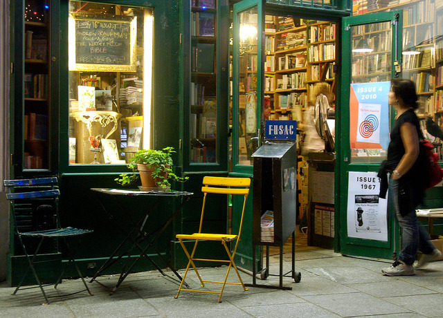 | ♕ |  Shakespeare & Company - Paris  | by © Everita | via ysvoice