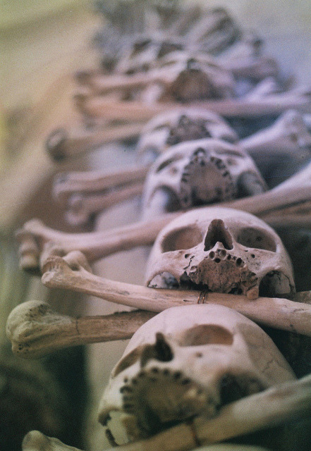 10bullets:  Sedlec Ossuary by andrew.nuding on Flickr.