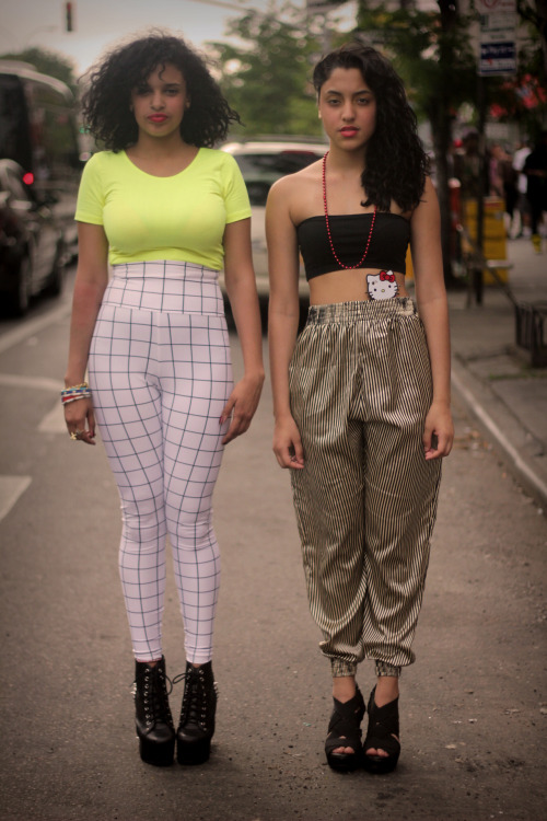 aagdolla:  Nice pants ladies.