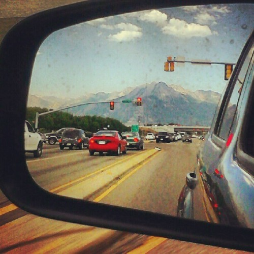 I love our mountains. #UT  (Taken with Instagram)