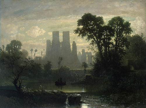 Ruins of the Castle of Kenilworth Guillaume Victor van der Hecht