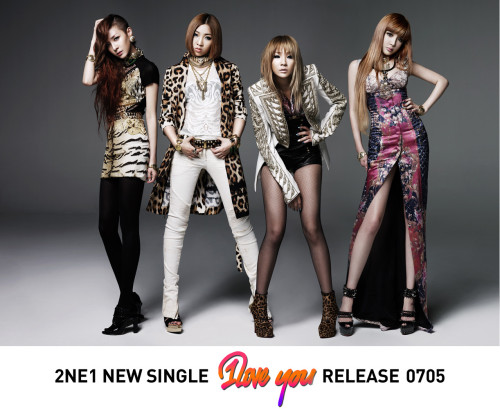 "ygladies:  [OFFICIAL] 120629 YG-Life: ""2NE1 – New Single ""I LOVE YOU"" Release"": Source: YG-Life Blog"