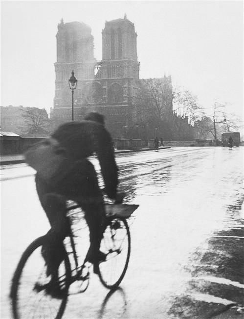 undr:  Yngve Johnson Tore Paris, 1940