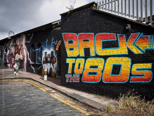 Back to the 80s - Graffiti Life on Flickr.