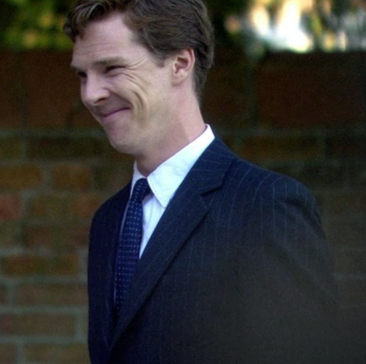 Eye crinkles. DEAD.