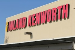 "Welcome to Phoenix and the Inland Kenworth Group! I'd like to say that it's been a long road since Dallas, but it really hasn't been. We had an uneventful trip from the Lone Star State to the Grand Canyon State, with the T680's performing as expected. We were able to travel  some 620 miles in the first trip, making the second day of travel a breeze. That's right, were in Arizona in late June, and it feels like it! Luckily, the Inland Kenworth group was ready to go the minute we arrived with evaporative cooling fans, misting systems and coolers full of water. It's a moderate 115 degrees Fahrenheit here in Phoenix, but honestly, it's a dry heat…. Don Blake and the Inland crew were ready to go, with a ""Winter Wonderland"" theme for tomorrow's event. They brought in a plethora of cooling fans, tents, Gatorade, inflatable Penguins, and even a snow slide. We are guaranteed to have a big event tomorrow to showcase our T680 trucks, and I haven't even mentioned the inflatable Penguins yet.   Looking down the eye of the storm, this snow slide will be completely covered by tomorrow afternoon. Bring your swim trunks, tomorrow will be just as hot as today…. Unfortunately our trailer wasn't up to the task of cooling itself to the typical 75 degree temperature inside during the midday setup process. The air conditioning systems decided to give up the ghost at about 3:00pm yesterday afternoon, prompting a visit from the local HVAC service technician.  Once the air conditioning system was read, the generator decided it was also hotter than it would have liked. Just about everything that we could have imagined could go wrong did, it got worse. Functioning air conditioning units caused generator coolant temperatures to approach 200 degrees Fahrenheit. Shutting off one of the two units couldn't prevent the coolant temperatures from reaching 212 degrees, prompting an immediate shutdown. Adding fans and increasing airflow to the radiator showed significant improvement, so we look forward to providing customers with a cool environment tomorrow for the event, and boy to we have an event for you.  Come by and see us tomorrow at Inland Kenworth at 1021 North 59th Avenue, Phoenix, Arizona. The Inland group is known for their over the top events, and this is no different. Combined with the upcoming fourth of July holiday, it's sure to be a celebration. The entire dealership is decorated, and everyone is looking forward to your arrival.  See you tomorrow,  Peter"