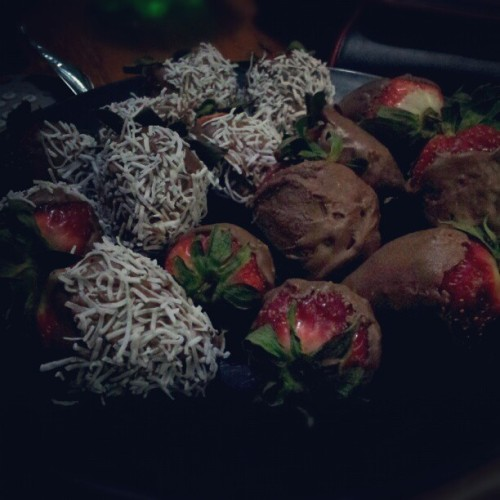 Strawberrrrryyyy (Taken with Instagram)