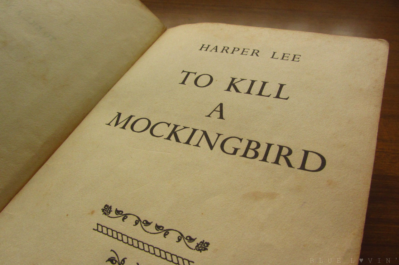 I am currently reading To Kill a Mockingbird. Surprisingly, I am on the 6th chapter now. I can't believe my reading comprehension gone worse. There are times that even if I repeat reading a paragraph, I still don't get what it means. Plus, the words used are nose-bleeding. I don't know when I will finish this book. I hope I will. Haha.
