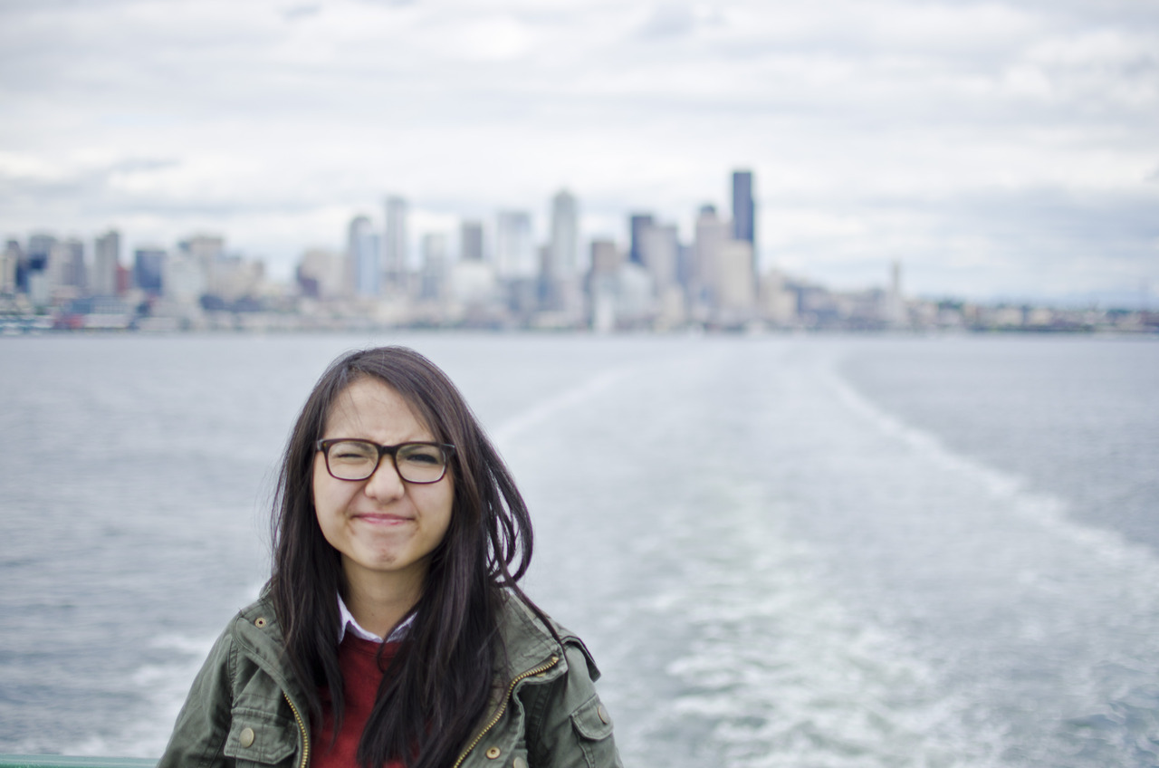 GPOY in Seattle. Read all about it here: It's Always Rainy In SeattleSome photos there, all photos here: FlickrI'm so lazy.