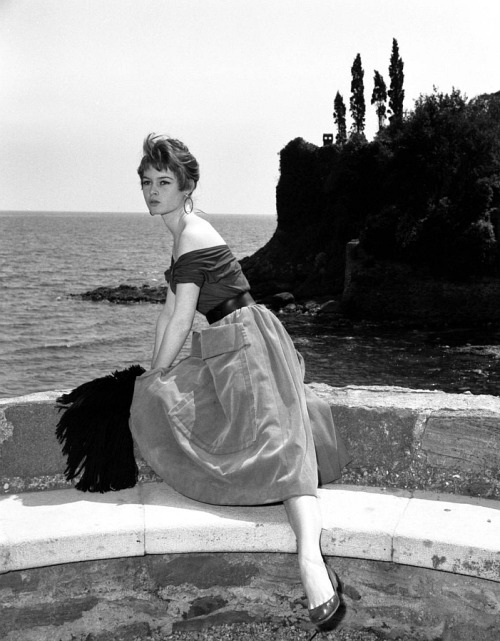 Today's Inspiration: Brigitte Bardot
