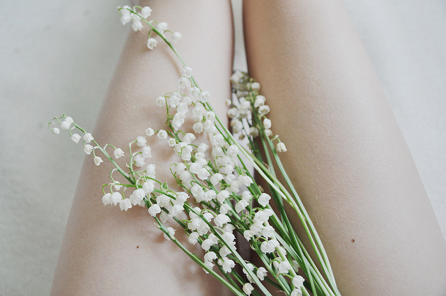 cephalaspidomorph:  may lily by .joanna.galuszka. on Flickr.