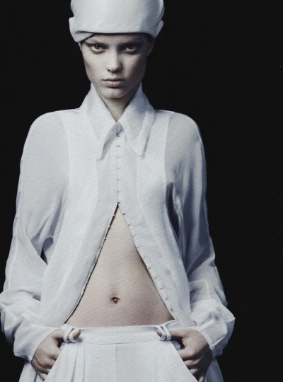 odianne:  Natalia Chabanenko by Robert Hamada for Smug Magazine January 2011