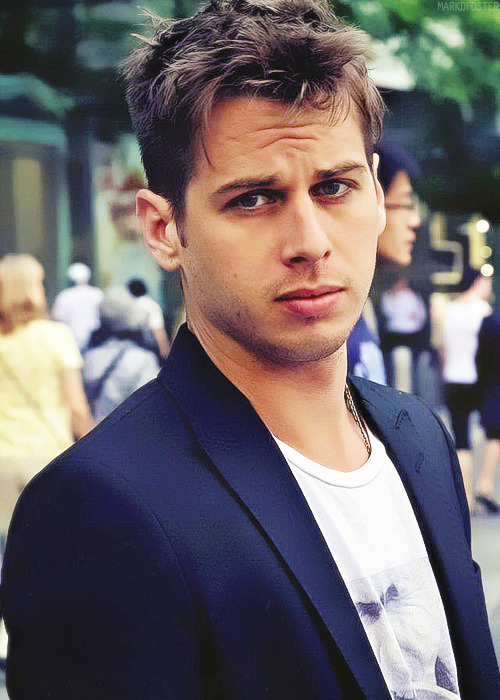 theregoestofear:  Mark Foster