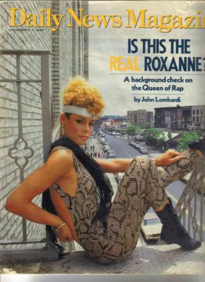 lustnspace:  Is This The Real Roxanne? 1986