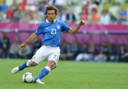 """Pirlo was superb against Germany in the semi-finals and I think he has been the best signing of my career."" - Beppe Marotta"