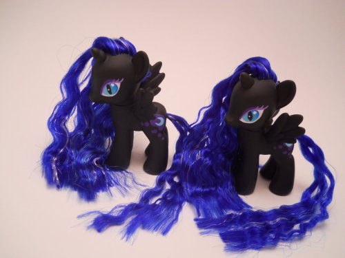 Juvenile Nightmare Moon by ~Tiellanicole http://fav.me/d54wq7s