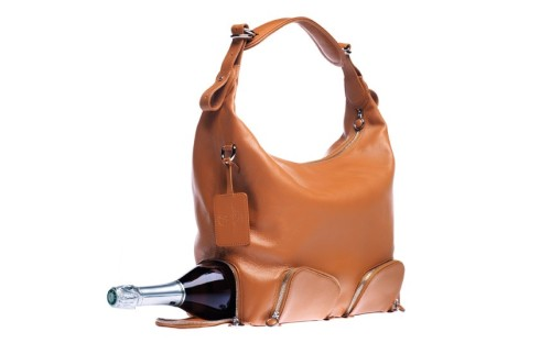 Handbag redesigned for the modern woman by Swiss creator Claudia Eicke - Telegraph