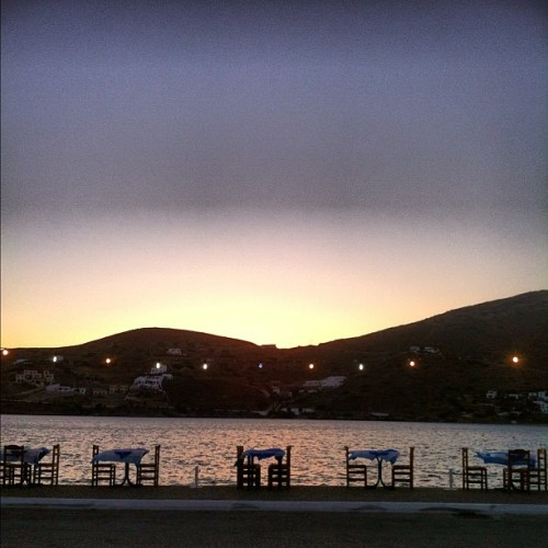 Taken with Instagram at Λιμάνι Ίου (Ios Port)