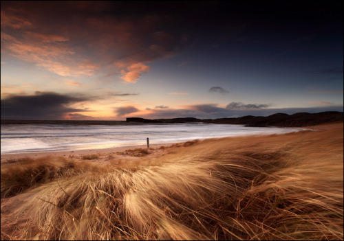 Oldshoremore Beach by angus clyne on Flickr.