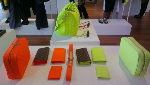 More Brights for Louis Vuitton SS13