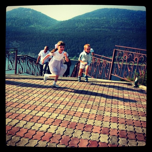 Kids, Krasnoyarsk (Taken with Instagram)