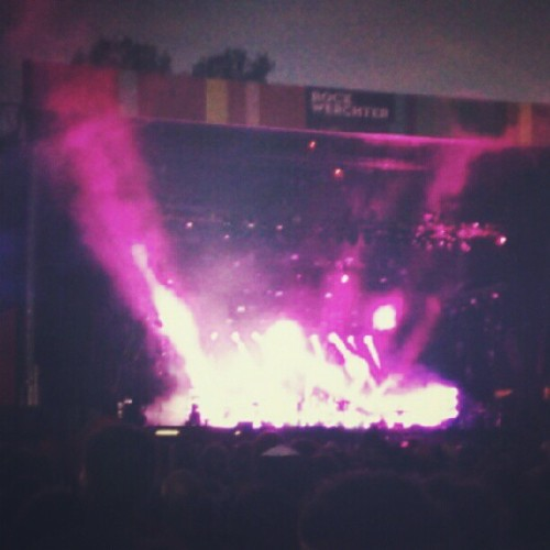 I saw The Cure live yesterday. One item crossed off my bucket list. #festival #concert #stage #rockwerchter #rw #thecure #awesome #music (Taken with Instagram)